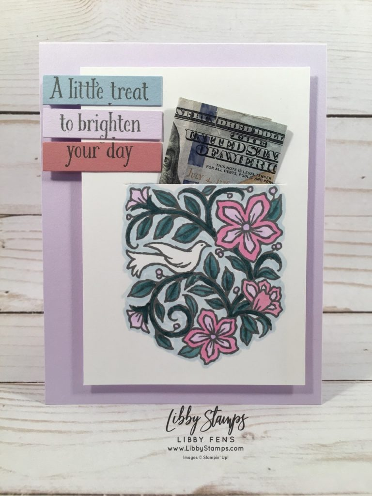 libbystamps, Stampin' Up!, Pocketful of Happiness, FMS392