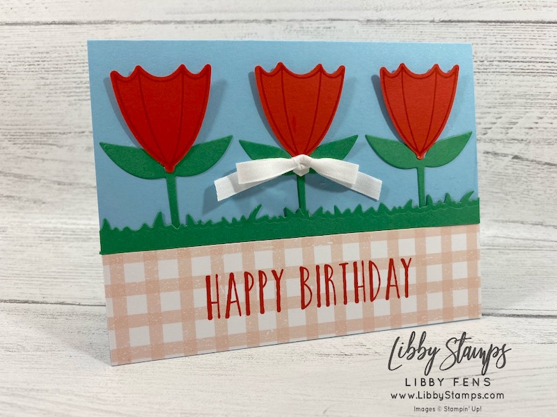 libbystamps, Stampin' Up!, Under My Umbrella, Pleased as Punch DSP, Perennial Birthday, Special Day Dies, Lily Pad Dies, Under My Umbrella Bundle, TSOT, Sale-a-bration