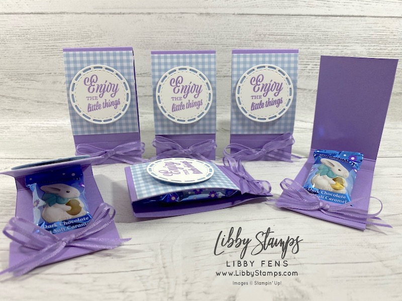 libbystamps, Stampin' Up!, Friends Like You, Stitched Labels Dies, 6 x 6 In Color 2019-2021, CCMC, #keepstamping, Easter treats