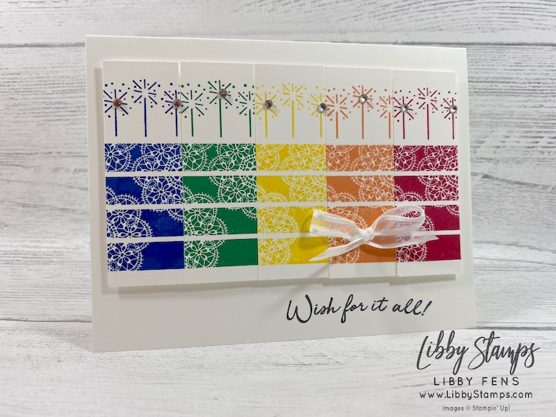libbystamps, Stampin' Up!, Wish for it All, In Colors, 2018-2020 In Colors, #keepstamping, CCMC