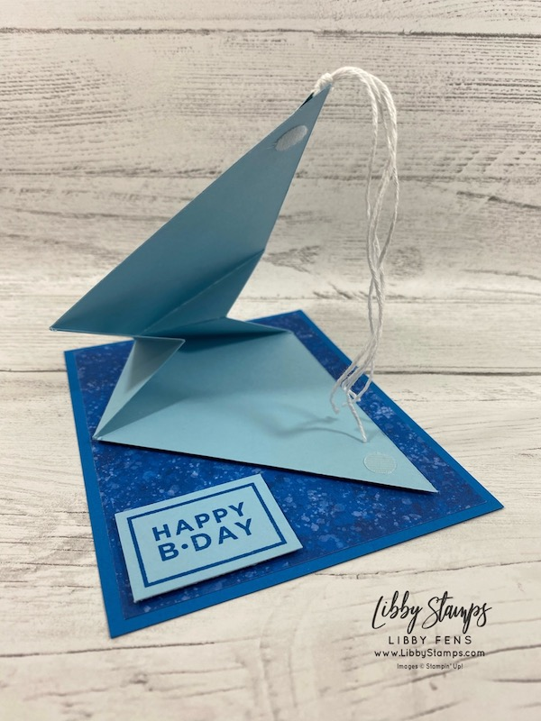 libbystamps, Stampin' Up!, Happiest of Birthdays, Whale of a TimeDSP, JOS, Joy of Sets Blog Hop