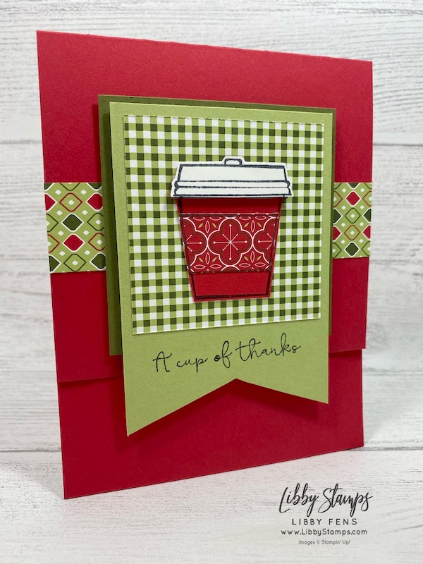 libbystamps, Stampin' Up!, Press On, Heartwarming Hugs DSP, TSOT, Try Stampin' on Tuesday, TSOT 477