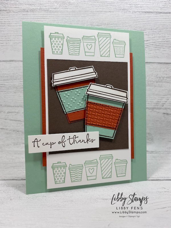 libbystamps, Stampin' Up!, Press On, Wrapped In Texture EF, Stamparatus, CCMC632, Create with Connie and Mary