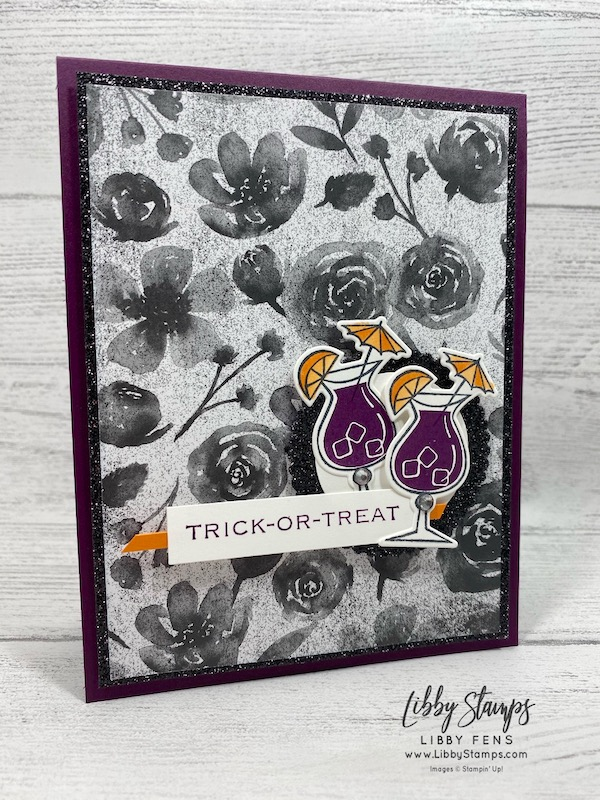 libbystamps, Stampin' Up!, Nothing's Better Than, Nothing's Better Than Bundle, Hallows Night Magic, Love You More Than Dies, Magic in This Night DSP, We Create, We Create Blog Hop