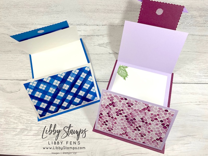 libbystamps, Stampin' Up!, Berry Blessings, Stitched So Sweetly Dies, Berry Delightful DSP, Saleabration 2021, Fun Folds, BFBH, Blogging Friends Blog Hop