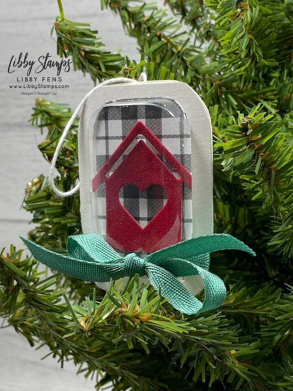 Home Together Dies, Plaid Tidings 6 x 6DSP, Jar Punch, Mason Jar Shaker Domes, BFBH, Blogging Friends Blog Hop