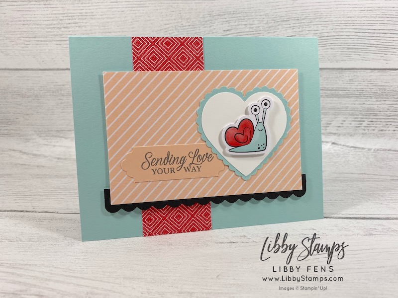 libbystamps, Stampin' Up!, Little Love Boxes Add-On, Sending Hearts January 2021 Paper Pumpkin Kit, Heart Punch Pack, TSOT, Try Stampin' on Tuesday, Paper Pumpkin