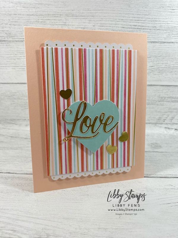 libbystamps, Stampin' Up!, Always Dies, Dog Builder Punch, Sweet Little Valentines Cards & More, CCMC, Create with Connie and Mary, Valentines Day