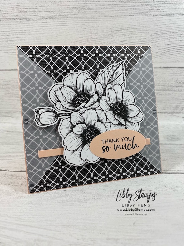 libbystamps, Stampin' Up!, A Touch of Ink, True Love DSP, Double Oval Punch, Sale-A-Bration, Sale-a-bration 2021, SAB, Saleabration, Saleabration 2021, CCMC, Create with Connie and Mary
