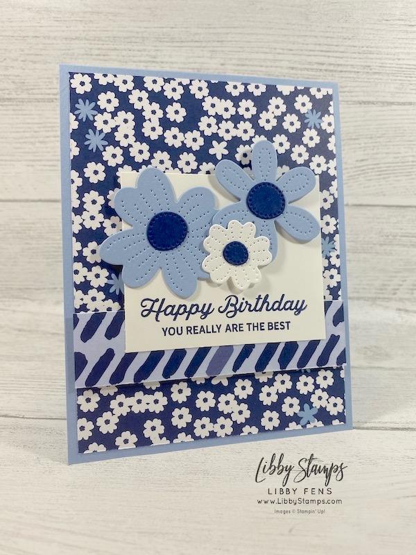 libbystamps, Stampin' Up!, In Bloom, In Bloom Bundle, Pierced Blooms Dies, Paper Blooms DSP, SAB, Saleabration, Saleabration 2021, Sale-A-Bration, Sale-a-bration 2021