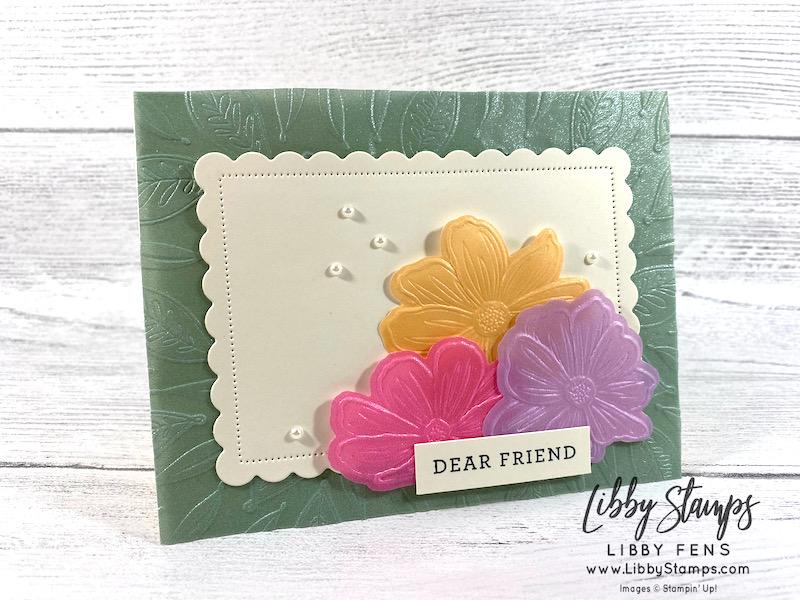 Art in Bloom, Bloom Hybrid Embossing Folder, Scalloped Contours Dies, Art in Bloom Bundle, 2021-2023 In Color Shimmer Vellum, AHSC, Atlantic Hearts Sketch Challenge