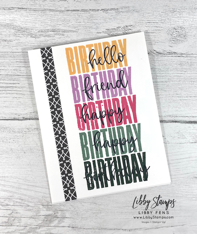 libbystamps, Stampin' Up, Biggest Wish, Pale Papaya, Fresh Freesia, Polished Pink, Soft Succulent, Evening Evergreen, True Love DSP, Stamparatus, CCM, Create with Connie and Mary Saturday Blog Hop, Create with Connie and Mary