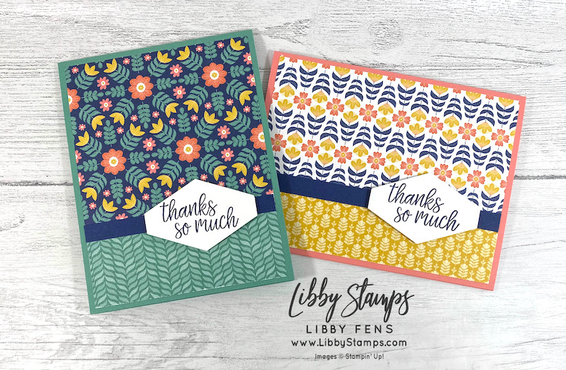 libbystamps, Stampin' Up, In Symmetry, Sweet Symmetry DSP, Tailored Tag Punch, CCM, Create with Connie and Mary, Create with Connie and Mary Saturday Blog Hop, Basic Card Layout