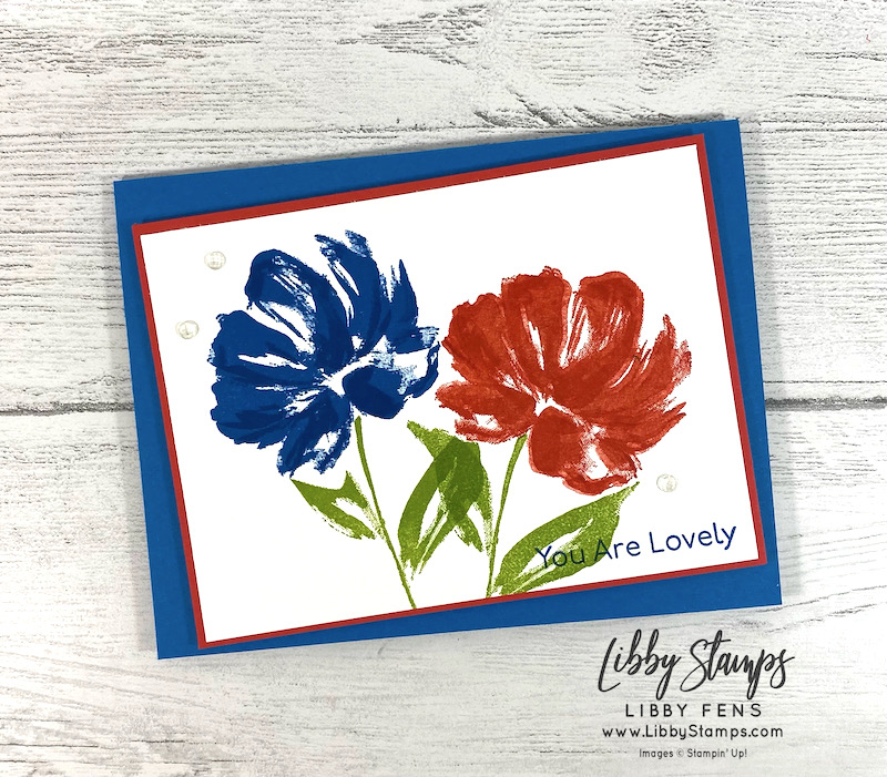 libbystamps, Stampin Up!, Art Gallery, CCM, Create with Connie and Mary, Create with Connie and Mary Saturday Blog Hop,