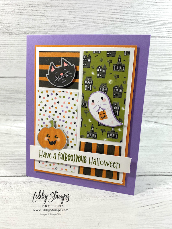 libbystamps, Stampin' Up, Cutest Halloween, Cutest Halloween Bundle, Cute Halloween DSP, Halloween Punch, CCM, Create with Connie and Mary, Create with Connie and Mary Saturday Blog Hop
