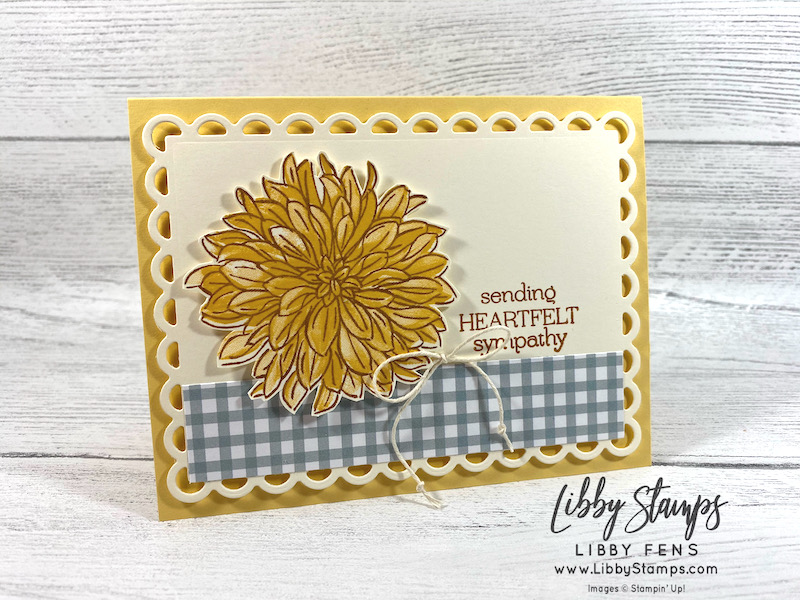 libbystamps, Stampin' Up, Delicate Dahlias, Scalloped Contours Dies, Pansy Petals DSP, Stamparatus, CCMC, Create with Connie and Mary, Create with Connie and Mary Saturday Blog Hop, SAB, Fall Sale-a-bration 2021, Sale-A-Bration, Sale-a-bration 2021, Sale-a-Bration 2nd Release