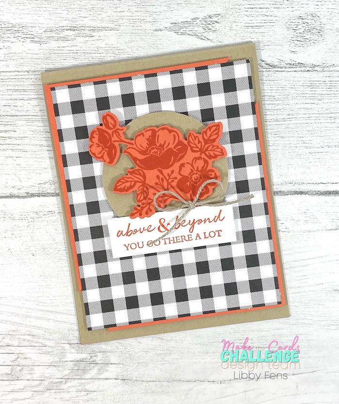 libbystamps, Stampin' Up, Shaded Summer, Summer Shadows Dies, Pattern Party DSP, MTCC, Make The Cards Challenge, SAB, Fall Sale-a-bration 2021, Sale-A-Bration, Sale-a-bration 2021, Saleabration