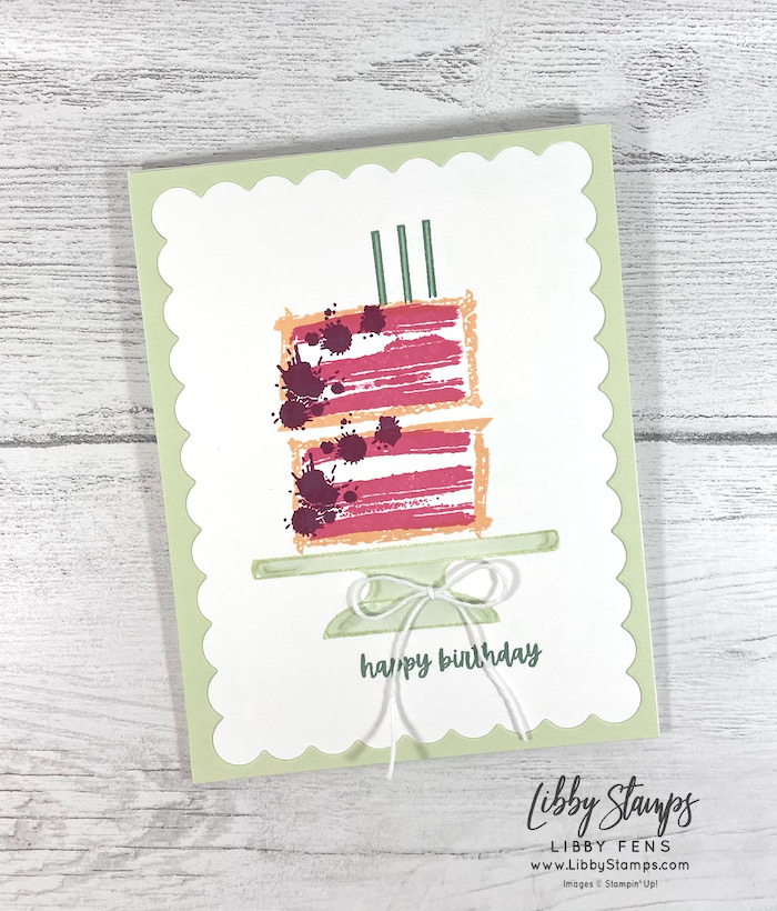 libbystamps, Stampin Up, Textures & Frames, Sweets & Treats, Scalloped Contours Dies, Baker's Twine Essential Pack, SAB, Fall Sale-a-bration 2021, Sale-A-Bration, Sale-a-bration 2021, Saleabration 2021, Saleabration, Ink Stamp Share, Ink Stamp Share Blog Hop